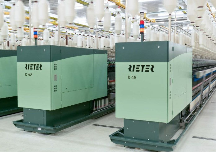 Rieter Spinning Machines