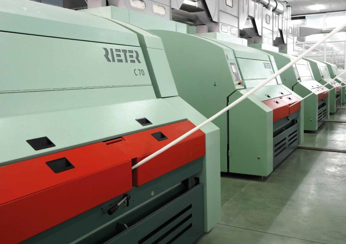 Rieter Card Machine