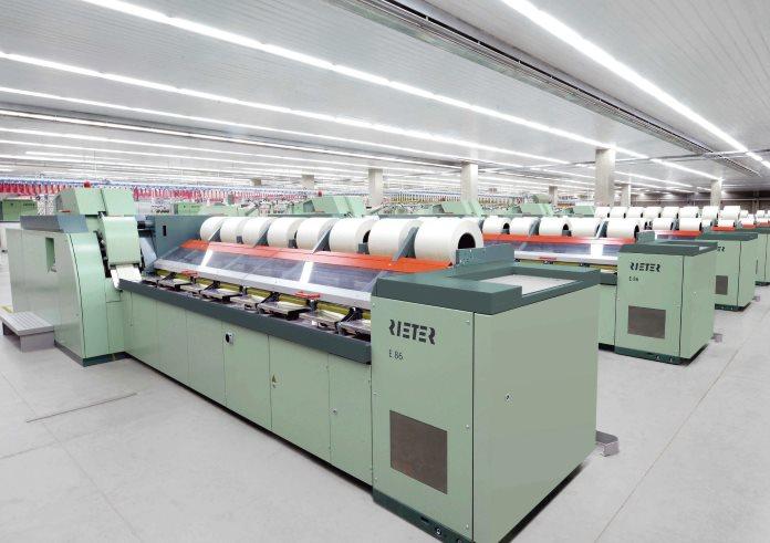 Rieter Combing Line